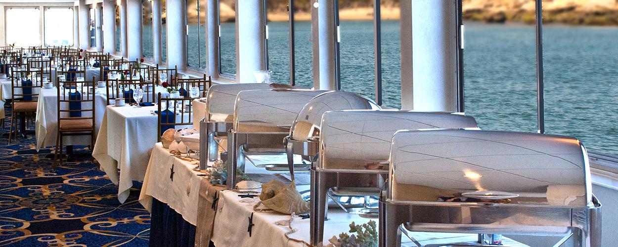 Beauport PrincessGloucester-Eventsdeck1-catering